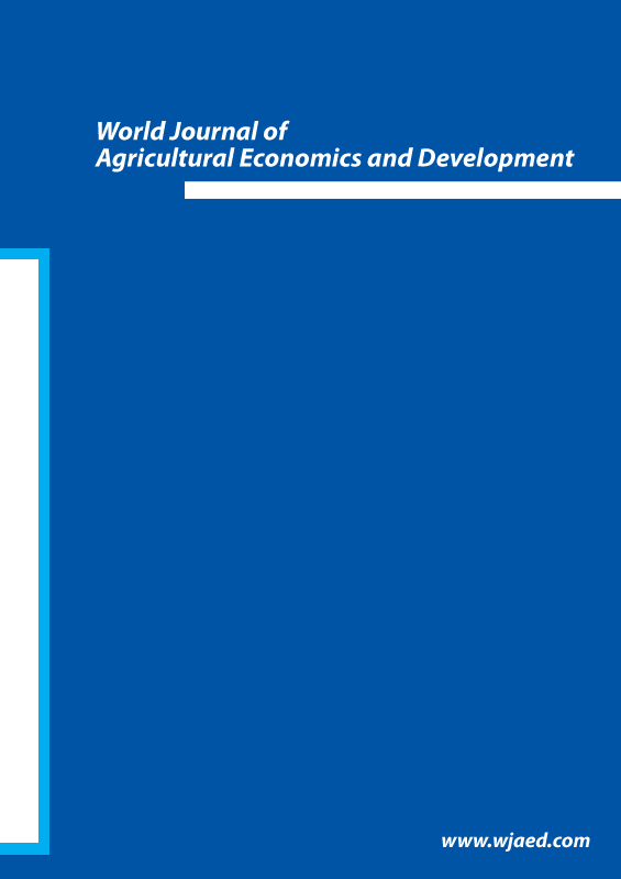 research paper on agricultural economics